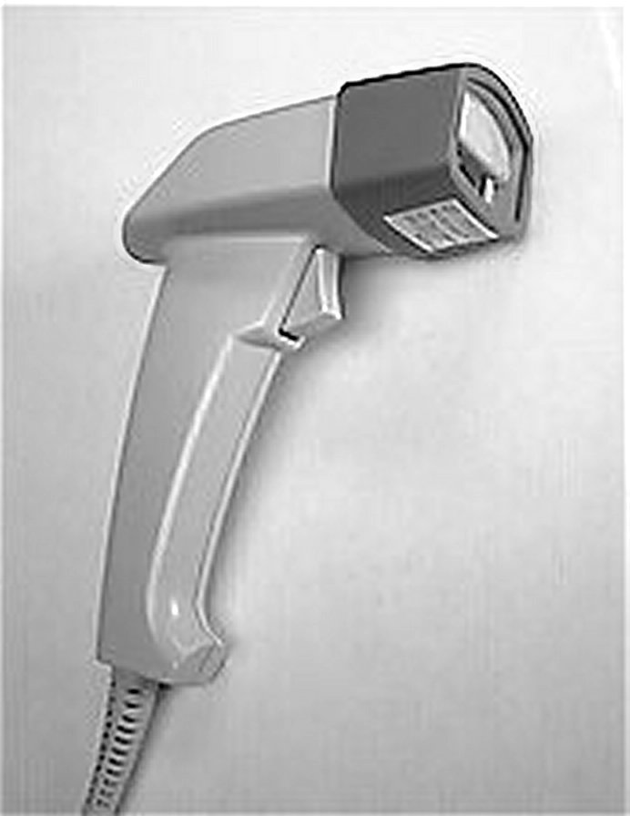 USB 1D Long Range Barcode Scanner